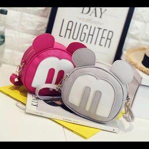 Handbags - ✨NEW✨Mickey Ears PU Leather Mini Bag ✨💖🛍